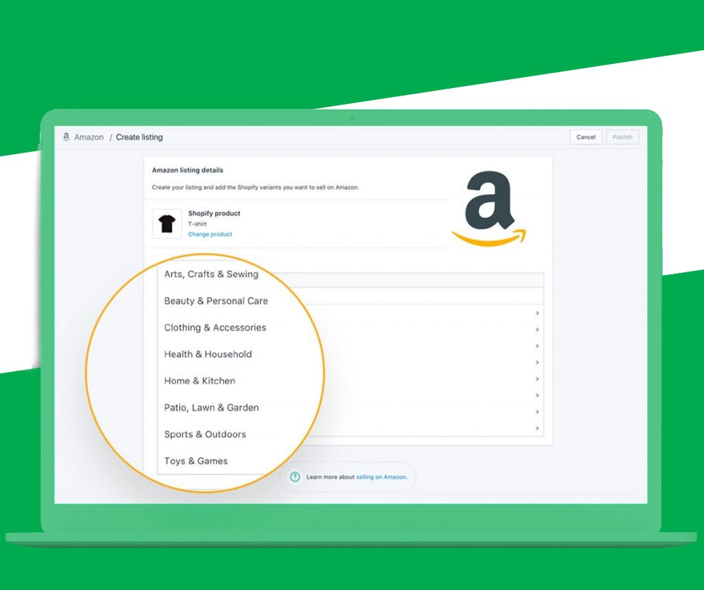 gated categories amazon 2018